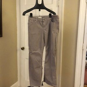 Gap boot cut corduroy
